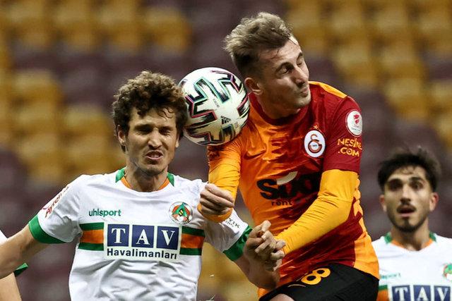 Son dakika: Lider Galatasaray, Alanyaspor'a konuk olacak - HABERLER