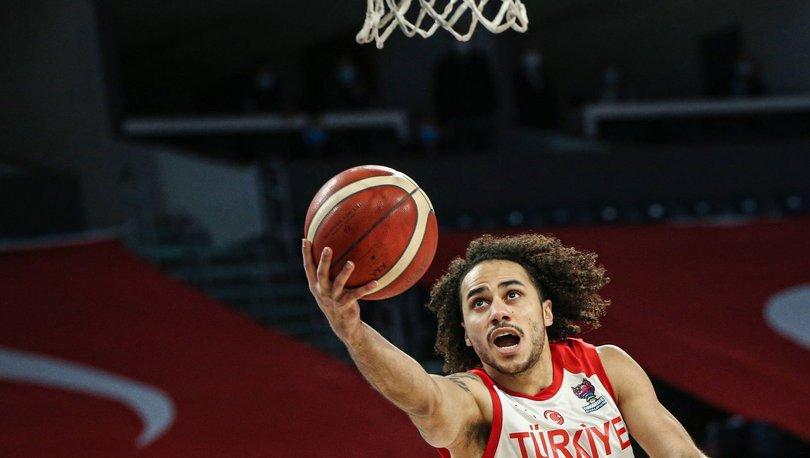 A Milli Erkek Basketbol Takımı'nın İsveç maçı kadrosu açıklandı