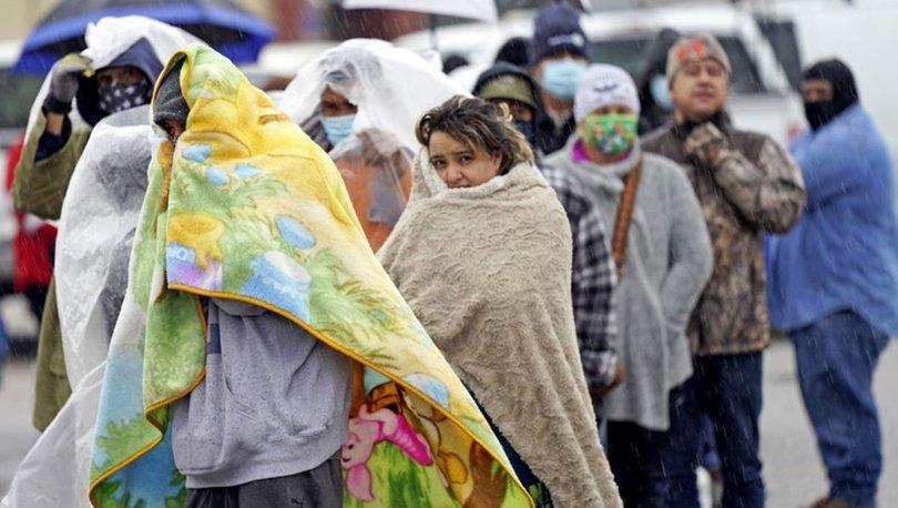 SON DAKİKA! ABD Teksas'ta kara kış can almaya devam ediyor: 58 ölü - HABERLER