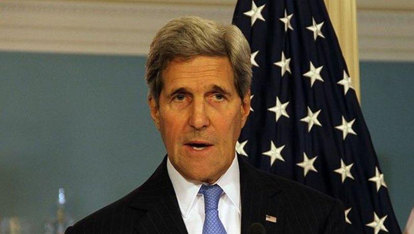 Tarih verdi! Son dakika: Jhon Kerry'den iklim uyarısı