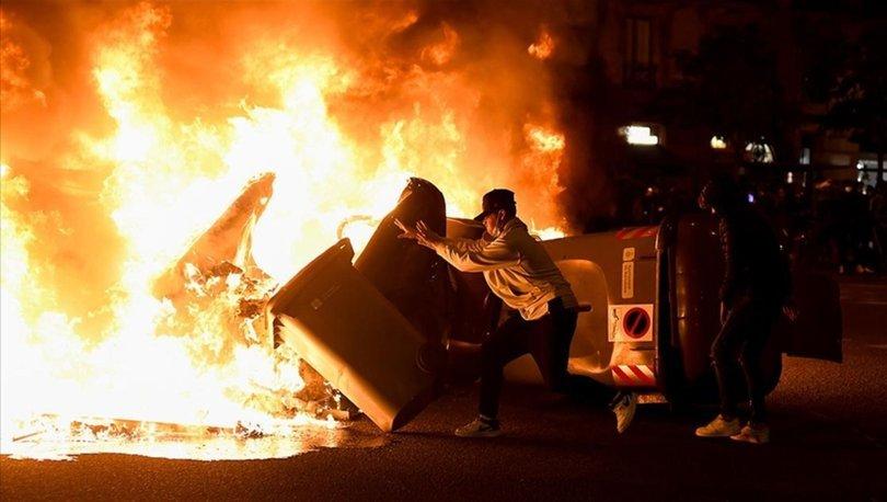 İspanya'nın rapçi isyanı büyüyerek devam ediyor!