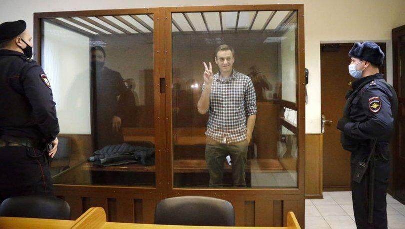 Rusya'da gerilim! Son dakika: Navalny'nin hapis cezası onandı!