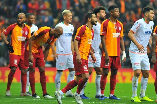 Alanyaspor Galatasaray maçı ne zaman?