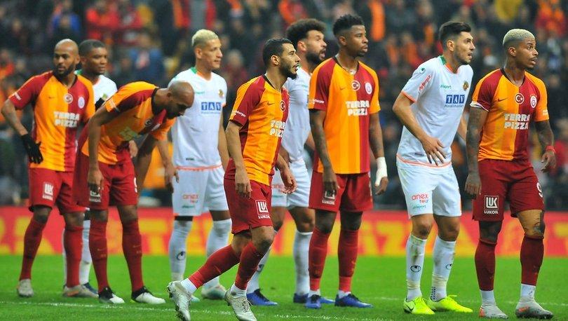Alanyaspor Galatasaray maçı ne zaman? Alanyaspor Galatasaray maçı saat kaçta, hangi kanalda?