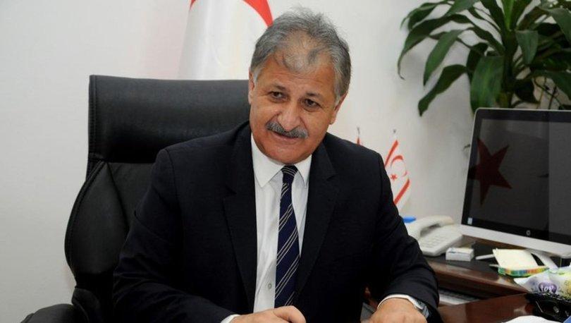 KKTC Sağlık Bakanı Ali Pilli görevden alındı - Haberler