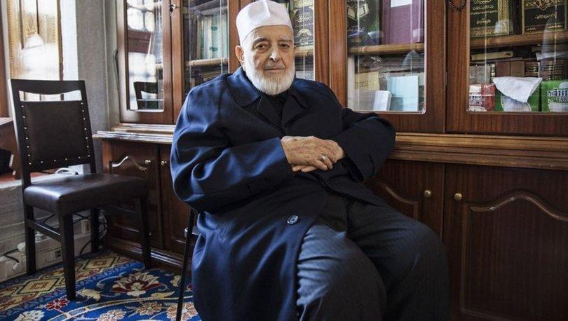 Muhammed Emin Saraç'ın cenazesi Fatih Camisi haziresine defnedilecek - Haberler
