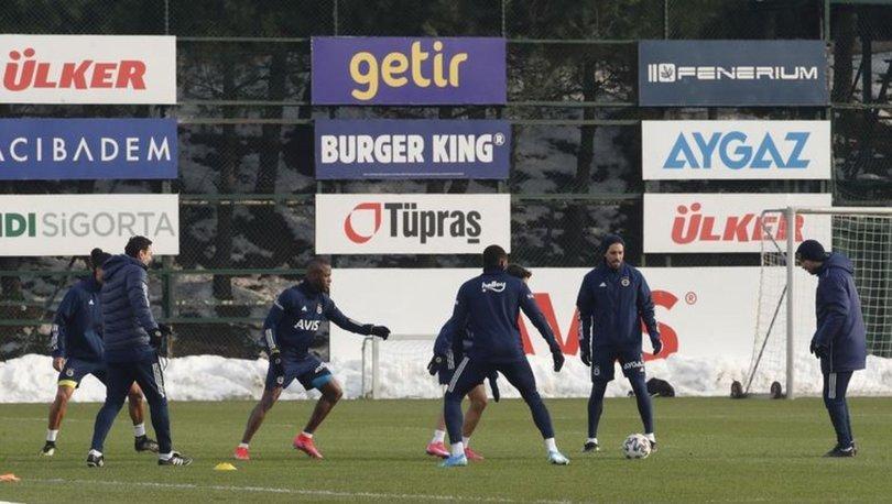 Fenerbahçe, Göztepe maçı hazırlıklarını tamamladı