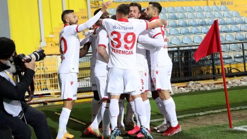 İstanbulspor: 0 - Samsunspor: 1 MAÇ SONUCU