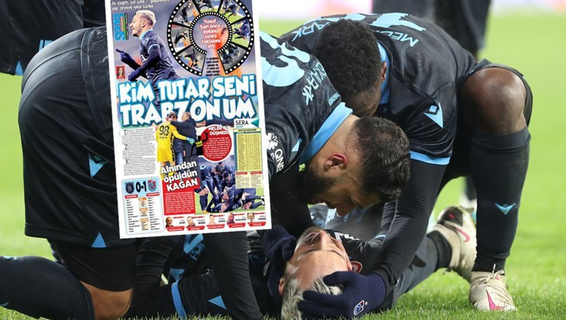 Son dakika haberler... Yerel basından Trabzonspor'a övgü - Haberler
