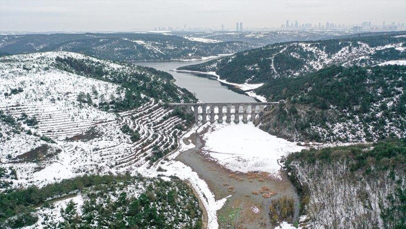 İstanbul baraj doluluk oranı son dakika: İSKİ verileriyle İstanbul barajlarında son durum 20 Şubat 2021