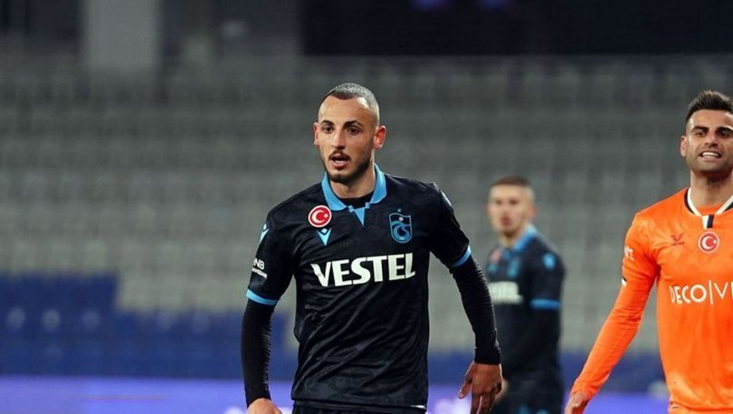Trabzonsporlu futbolcu Faruk Can Genç, hayalini kurduğu formaya kavuştu