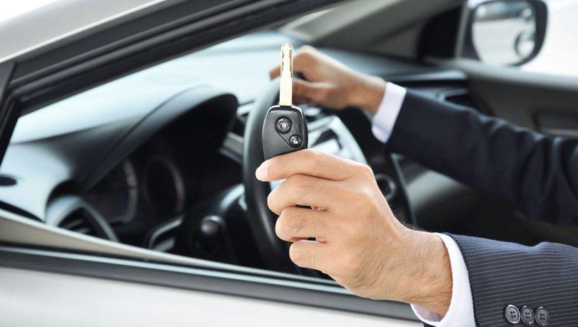 Araç kiralama sektörü yüzde 5.6 daraldı