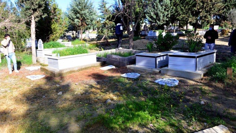 SON DAKİKA HABERLERİ: Şehit mezarlarına alçak saldırı!