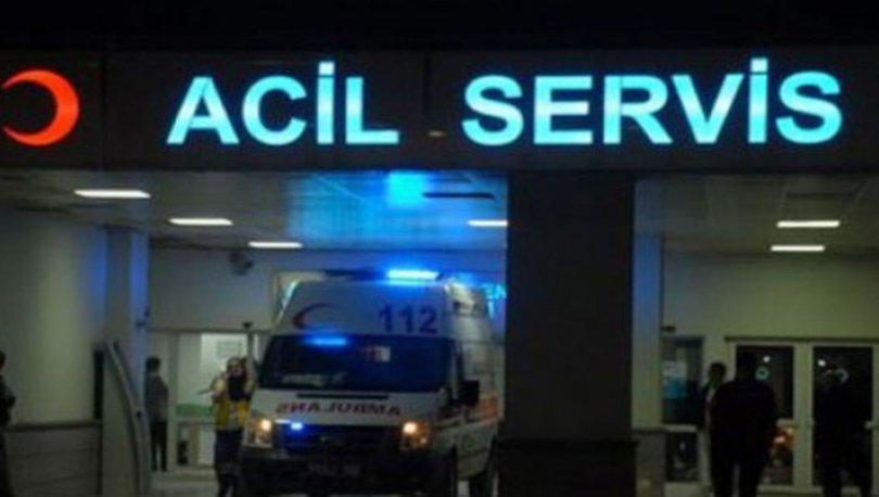 Kayseri'de 4 kişi karbonmonoksit gazından zehirlendi
