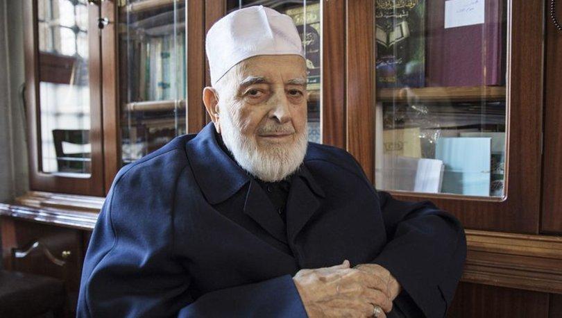 SON DAKİKA: Muhammed Emin Saraç son yolculuğuna uğurlandı - Haberler