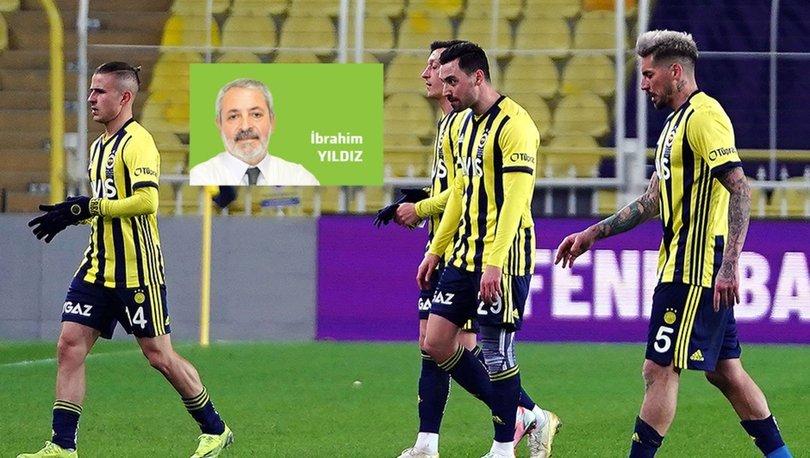 Son dakika: İbrahim Yıldız Fenerbahçe'nin Göztepe hezimeti yazdı!