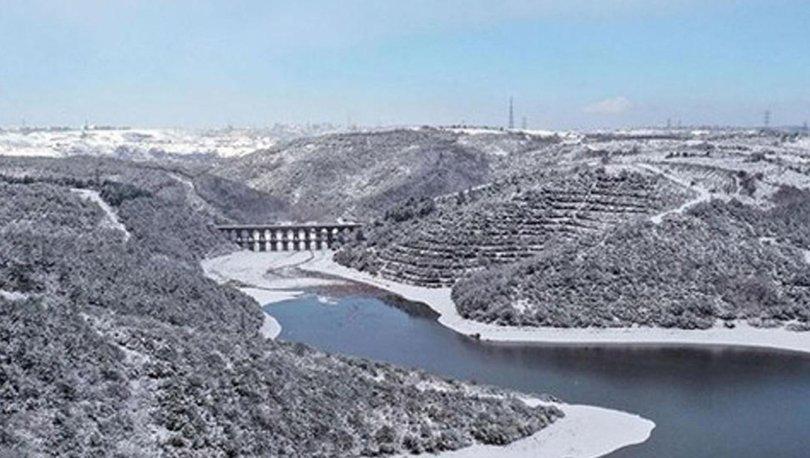 İstanbul baraj doluluk oranı son dakika: İSKİ baraj doluluk oranları son durum 21 Şubat 2021