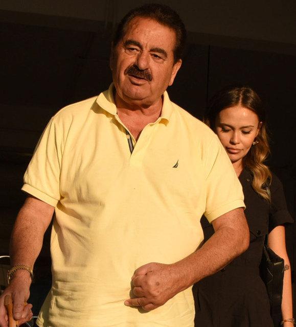 İbrahim Tatlıses ve Gülçin Karakaya'dan son dakika fotoğraf! - Magazin haberleri