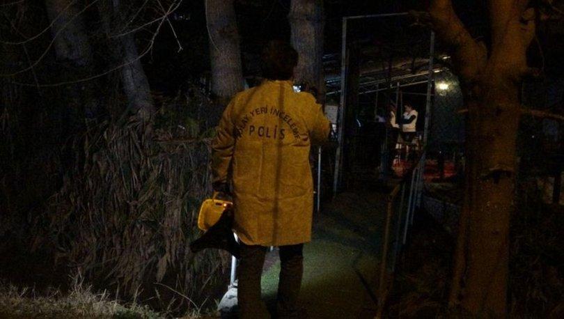 Antalya'da bahçede insan kafatası bulundu