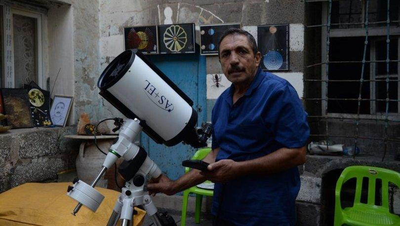 Uzay aşığı Abdülkadir Topkaç hayatını kaybetti - Haberler