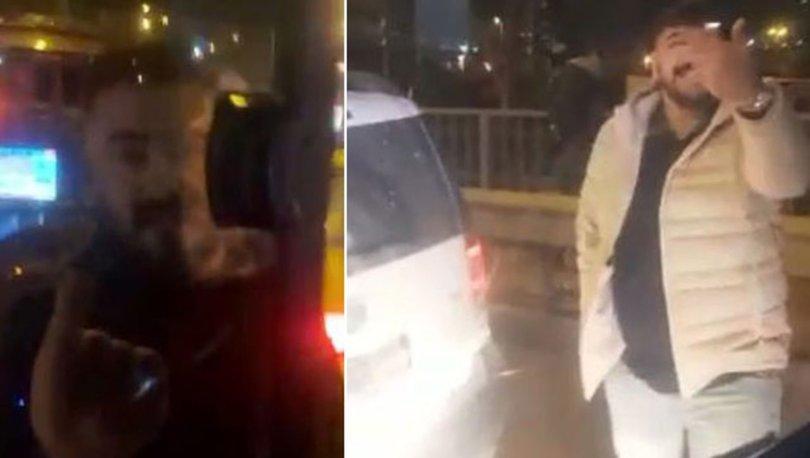 MAGANDALAR  Son dakika: İstanbul'da yine utanç dolu görüntüler