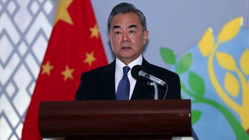 Çin'den ABD'ye 'iç işlerine karışmama' çağrısı