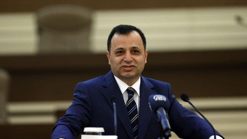 AYM Başkanı'ndan önemli mesajlar: Meclis'e bildirim kuvvetler aykırılığı ilkesine aykırı değil