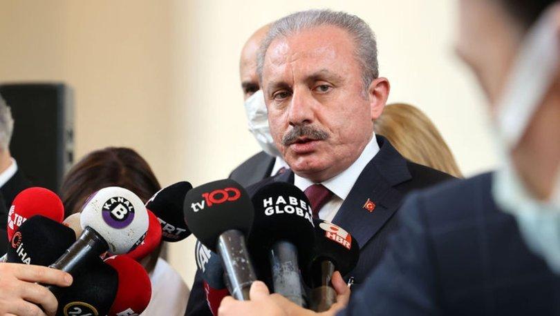 FEZLEKE|Son dakika: Mustafa Şentop'tan fezleke hazırlanan 9 HDP'li açıklaması
