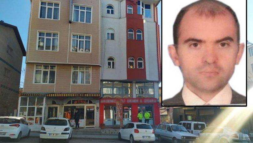 Kimya öğretmeni otelde ölü bulundu