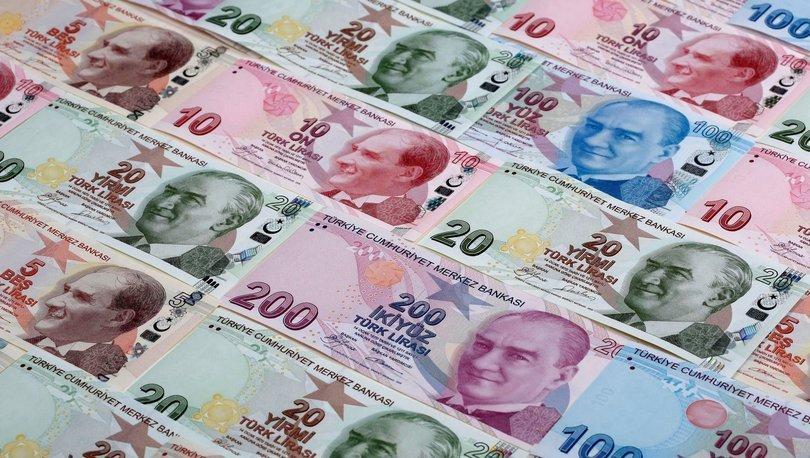 Hazine 2 milyar 900 milyon TL borçlandı