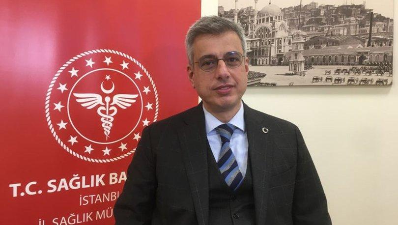 İl Sağlık Müdürü Memişoğlu: Maske kullanımı İstanbul'da grip vakalarını azalttı