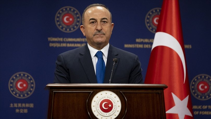 Bakan Çavuşoğlu: PKK'nın 13 masum insanı öldürmesine dünya yine sessiz kaldı