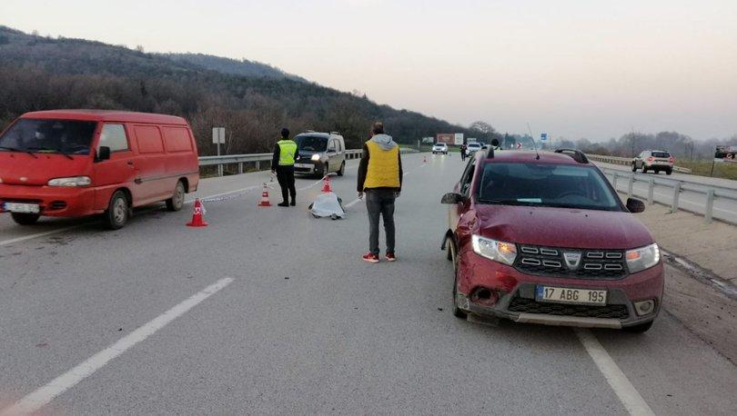 Otomobil elektrikli bisiklete çarptı: 1 ölü! - Haberler