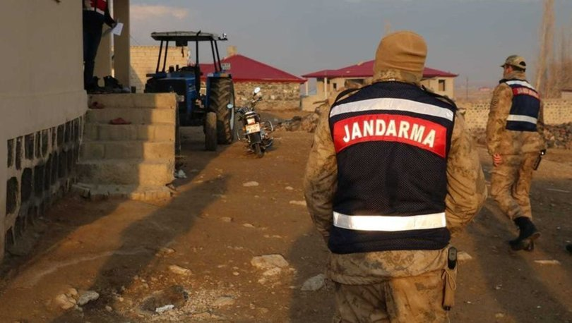 Iğdır'da PKK/KCK terör örgütüne destek sağladıkları belirlenen 8 kişi tutuklandı