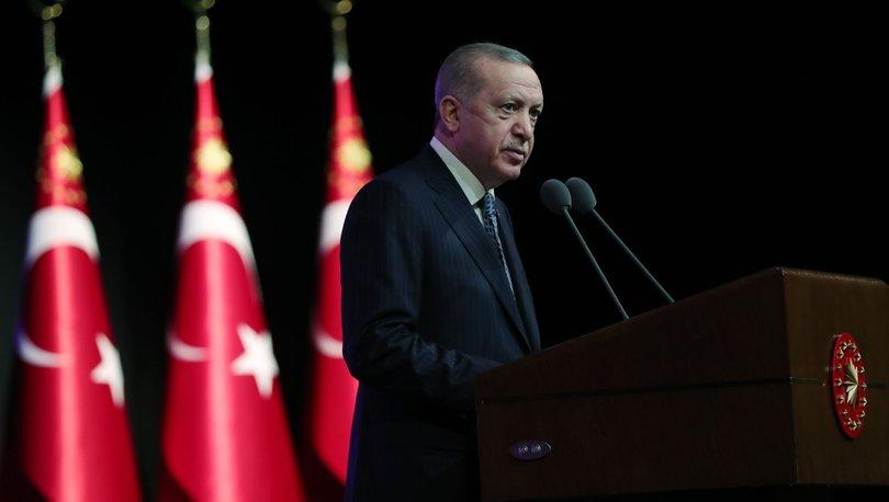Cumhurbaşkanı Erdoğan İzmir'de konuştu! Son dakika: