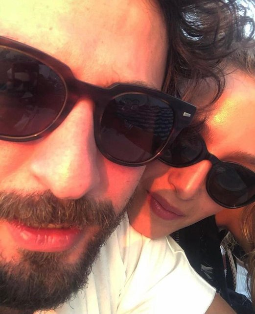 Eda Gürkaynak ile Birkan Sokullu'dan aşk pozu - Magazin haberleri