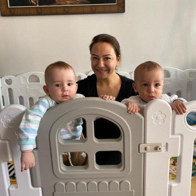 Ezgi Sertel: Beni en iyi ikiz anneleri anlar - Magazin haberleri