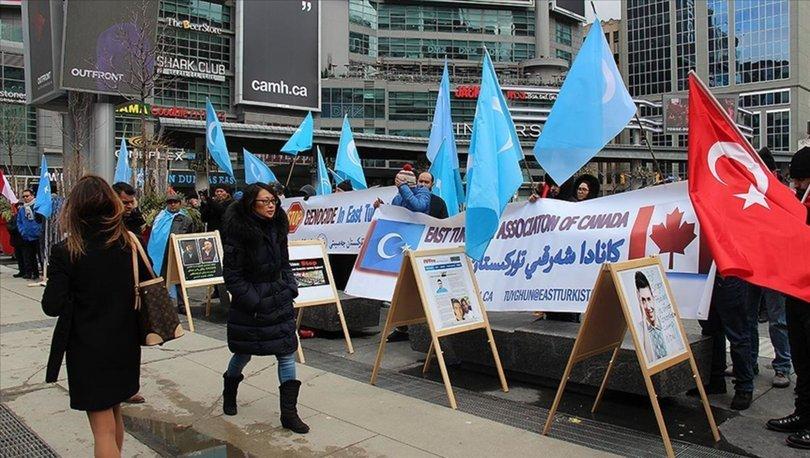 Kanada Parlamentosu, Çin'in Uygur Türklerine yönelik uygulamalarını