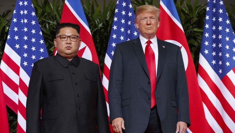 SON DAKİKA: ABD eski Başkanı Trump'ın Kuzey Kore lideri Kim'e teklifi ortaya çıktı: Seni Kore'ye bırakayım!