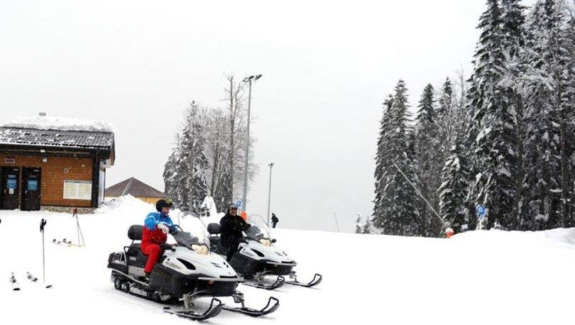 KAYAKLOSİ Son dakika: Putin ve mevkidaşından kayak diplomasisi