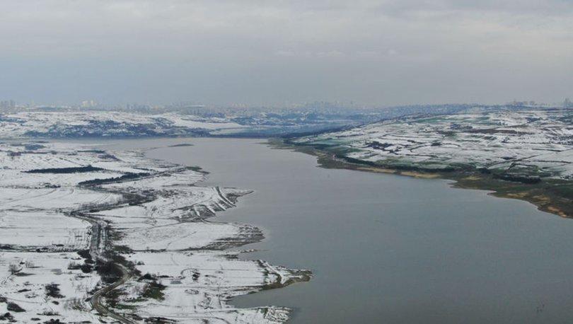 İstanbul baraj doluluk oranları - İSKİ: Doluluk oranı yüzde 50'yi aştı