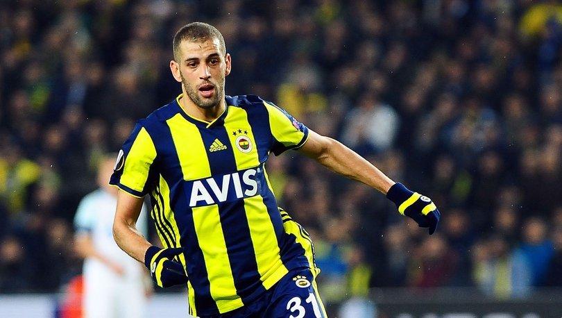 Slimani'den Fenerbahçe açıklaması: Hataydı
