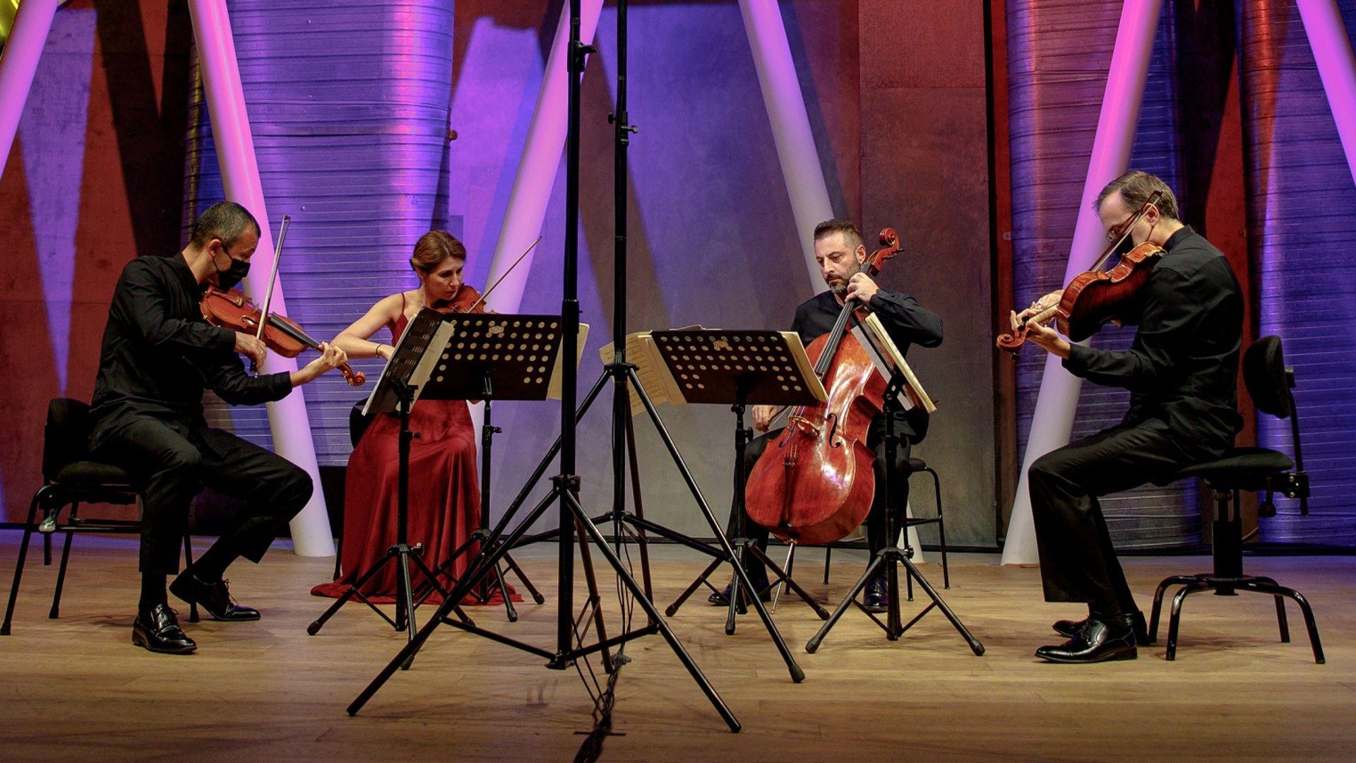 Borusan Sanat'ta müzik dolu hafta