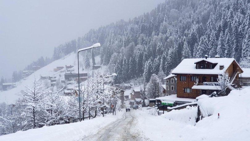 KAR UYARISI| Son dakika 23 Şubat HAVA DURUMU: Bir bölge için kar alarmı