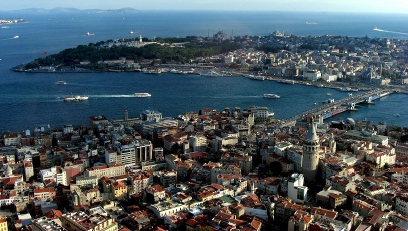İstanbul'un en rsikli ilçeleri! Son dakika: En eski binalar bu ilçelerde
