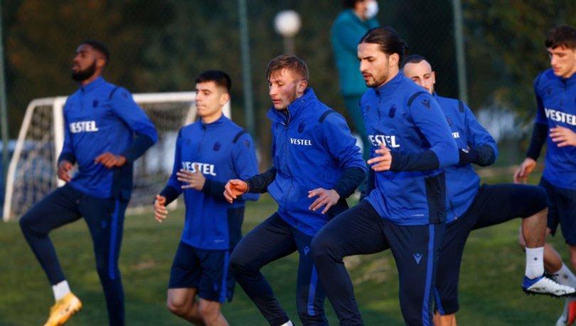 Trabzonspor'da kadro toparlanıyor