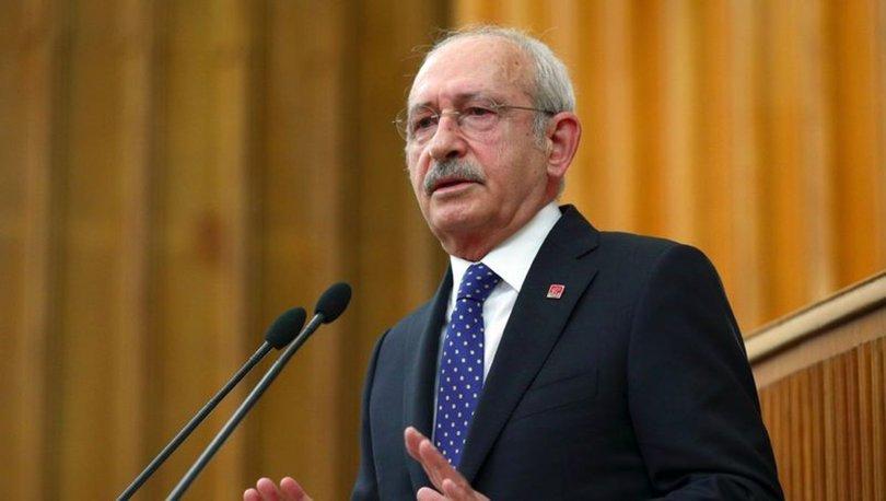 Son dakika: CHP lideri Kılıçdaroğlu'ndan Gara ve Albayrak eleştirisi