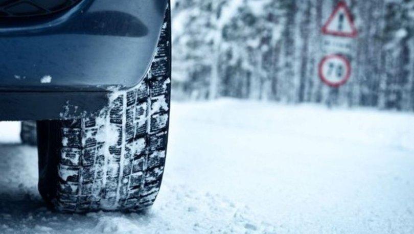 Kış lastiği uygulaması ne zaman bitiyor 2021? Kış lastiği uygulaması cezası ne kadar?