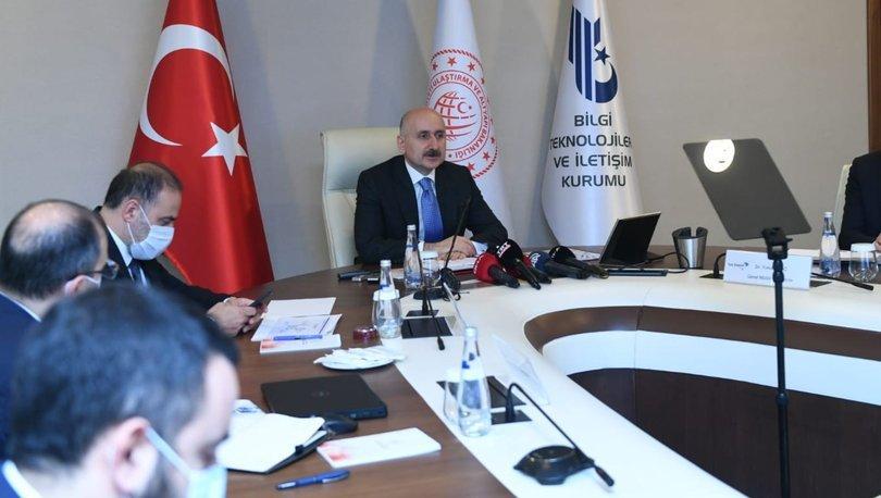 Bakan Karaismailoğlu'ndan 5G açıklaması