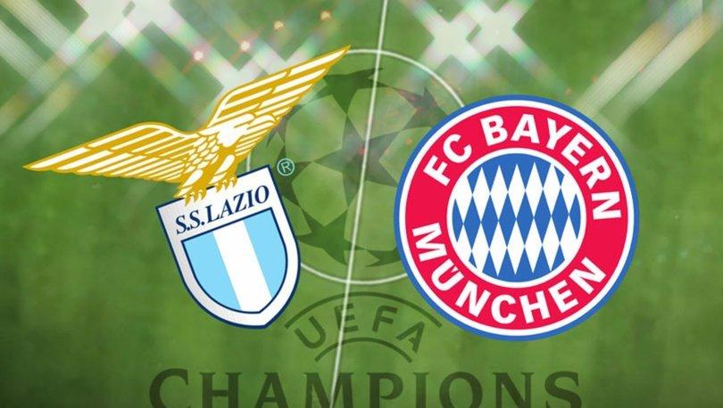 Lazio Bayern Münih maçı hangi kanalda CANLI yayınlanacak, şifresiz mi? Lazio Bayern maçı ne zaman, saat kaçta?
